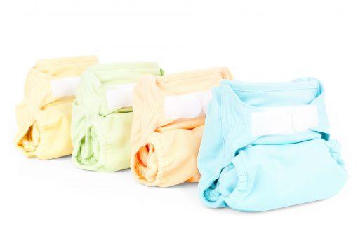 Pannolini lavabili per mamme senza paura