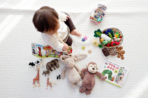 Educare Giocando da 1 a 3 anni