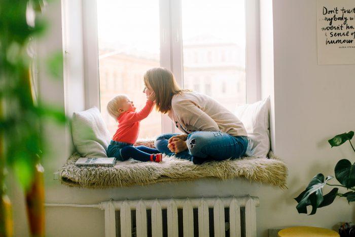 la separazione dopo la simbiosi mamma-bambino